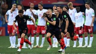 Croacia 1 (3) - 1 (2) Dinamarca  - Replay - DelSol 99.5 FM
