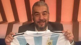 Chavo Fuchs en Locos por el Fútbol - Entrevistas - DelSol 99.5 FM
