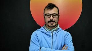 """""""Lo que yo busco es hacer dibujitos animados en vivo"""" - Entrevistas - DelSol 99.5 FM"""