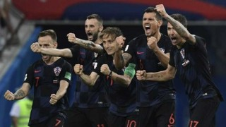 Rusia 2 (3) - 2 (4) Croacia  - Replay - DelSol 99.5 FM