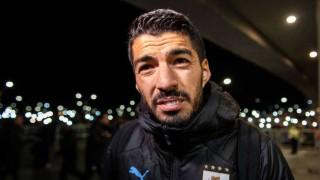 Luis Suárez saludó a Locos por el Fútbol - Audios - DelSol 99.5 FM