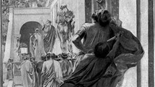 Filipo de Macedonia y su guardaespaldas Pausanias - Segmento dispositivo - DelSol 99.5 FM