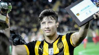 Jugador Chumbo: Agustín Canobbio - Jugador chumbo - DelSol 99.5 FM