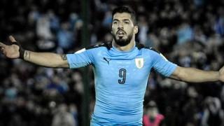 "Luis Suárez habló con ""Minguta"" en la Mesa  - Audios - DelSol 99.5 FM"