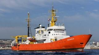 Un médico a bordo del barco que rescata refugiados - Entrevistas - DelSol 99.5 FM