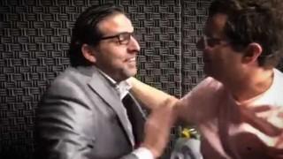 La emoción del Piñe al reencontrarse con Pablo Fabregat - Audios - DelSol 99.5 FM