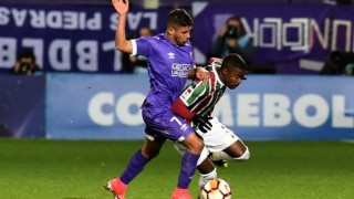 Defensor Sporting 0 - 1 Fluminense  - Replay - DelSol 99.5 FM