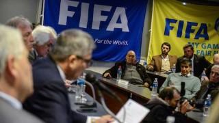 Comenzó la intervención de FIFA a la AUF - Informes - DelSol 99.5 FM