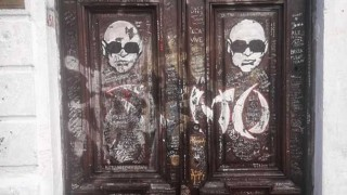 Luca vive (en una casa grafiteada) - Audios - DelSol 99.5 FM