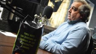 """Puente: """"Hay que aprovechar el tren"""" de la industria cannábica - Entrevista central - DelSol 99.5 FM"""