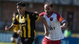 """""""Jugar en Peñarol es una responsabilidad muy linda"""" - Entrevistas - DelSol 99.5 FM"""