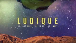 Queyi habló de Ludique - Audios - DelSol 99.5 FM