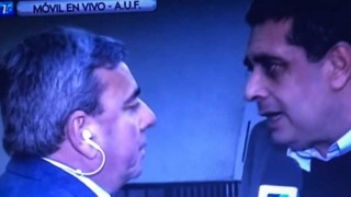 Ranchero y Goldie, ¿hicieron las paces?  - Deporgol - DelSol 99.5 FM