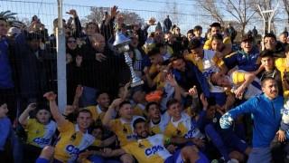 Bella Vista campeón: Así se vive el fútbol amateur - Entrevistas - DelSol 99.5 FM