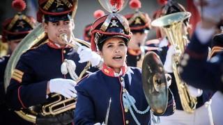 Ejecución de marcha Tres Árboles en el cierre de la Expo Prado 2018 - Cambalache - DelSol 99.5 FM