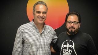 """""""El nivel de competencia local se paga cuando jugas afuera"""" - Entrevistas - DelSol 99.5 FM"""