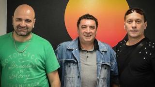 """Campiglia """"en su salsa"""" con Karibe con K - Edison Campiglia - DelSol 99.5 FM"""