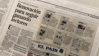 Darwin y la renovación de la edición en papel de El País que le vuela la cabeza a los jóvenes - Columna de Darwin - DelSol 99.5 FM