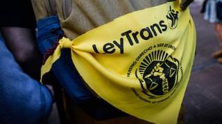 """Ley Trans Ya"", la consigna de la Marcha por la Diversidad 2018 - Cambalache - DelSol 99.5 FM"