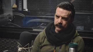 """Álvaro Armand Ugón: """"El talento solo no alcanza, hay que dedicarse"""" - Charlemos de vos - DelSol 99.5 FM"""