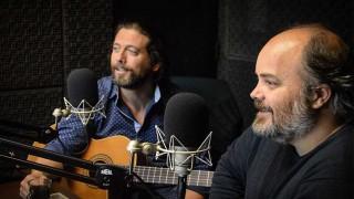 """Cary y Mendaro hablaron sobre """"Tango & Rock n' roll"""" - Audios - DelSol 99.5 FM"""