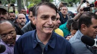 Jair Bolsonaro a un paso de la presidencia de Brasil  - Cambalache - DelSol 99.5 FM