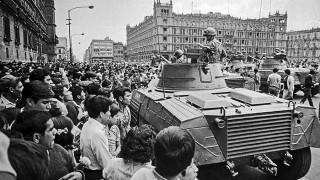 El 68 en México y la masacre en la Plaza de las Tres Culturas - NTN Concentrado - DelSol 99.5 FM
