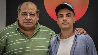 """Roly Serrano y Abel Ayala en """"El búfalo americano"""" - Entretiempo - DelSol 99.5 FM"""