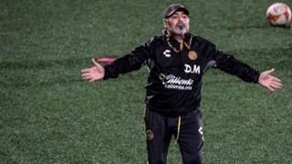 """Maradona pidió """"no endiosar más"""" a Messi - Cambalache - DelSol 99.5 FM"""