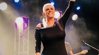 Valeria Lynch en Aldo Contigo - Tio Aldo - DelSol 99.5 FM