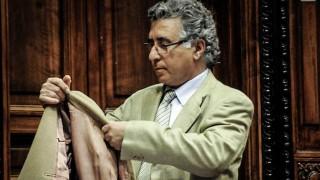 Las críticas a la reforma de la caja militar y a la actitud de Darío Pérez - NTN Concentrado - DelSol 99.5 FM