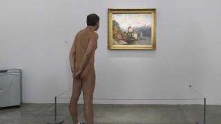 Los nudistas en el museo y la crítica a Vázquez del trans de la OPP - Columna de Darwin - DelSol 99.5 FM