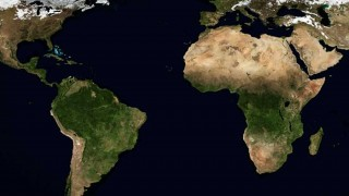 Pueden trasladar el Uruguay a cualquier lugar del mapa, ¿dónde lo ubicarían? - Sobremesa - DelSol 99.5 FM