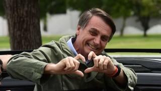 Darwin, el triunfo de Bolsonaro y su apoyo a Fer Vázquez - Columna de Darwin - DelSol 99.5 FM
