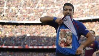 Suárez vivió una semana soñada - Informes - DelSol 99.5 FM