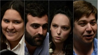 Las juventudes de los partidos políticos, unidas  - Entrevista central - DelSol 99.5 FM