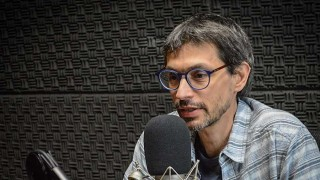 """Joel Rosenberg: """"Trato de generar una agenda de responsabilidad social antes que política"""" - El invitado - DelSol 99.5 FM"""