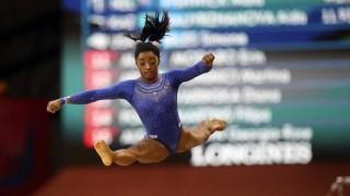 Qué hace única a Simone Biles según una gimnasta uruguaya - Informes - DelSol 99.5 FM