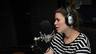 """Lucía Soria presentó """"Relatos y recetas"""" - Hoy nos dice ... - DelSol 99.5 FM"""