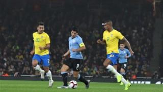 Uruguay 0 - 1 Brasil - Replay - DelSol 99.5 FM