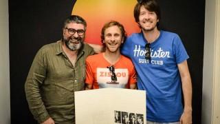 Tres uruguayos y un homenaje a los cuatro de Liverpool - Ronda NTN - DelSol 99.5 FM