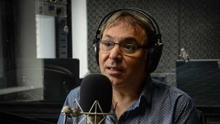 Gabriel Rolón presenta su nuevo libro  - Audios - DelSol 99.5 FM