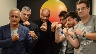Los Midachi vs. Los galanes - La batalla de los DJ - DelSol 99.5 FM