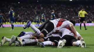 River Plate 3 - 1 Boca Juniors - Replay - DelSol 99.5 FM