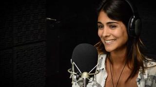 Valentina Barrios en Aldo Contigo - Tio Aldo - DelSol 99.5 FM