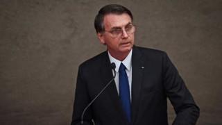 Qué dijo Bolsonaro en su titulación y qué pasó en Jaureguiberry - NTN Concentrado - DelSol 99.5 FM