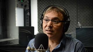 """""""La violación deja huellas que no sanan nunca más"""" - Gabriel Rolon - DelSol 99.5 FM"""