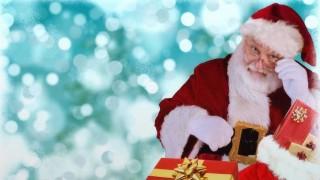 Papá Noel en Del Sol - Entrevista central - DelSol 99.5 FM