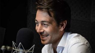 Juan Sartori en Locos por el Fútbol - Frank McGregory - DelSol 99.5 FM