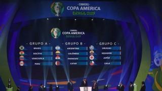 Para Darwin Uruguay está en el grupo de la muerte en la Copa América - Darwin - Columna Deportiva - DelSol 99.5 FM